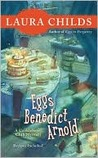 Eggs Benedict Arnold (A Cackleberry Club Mystery, #2)