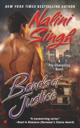 Bonds of Justice (Psy-Changeling, #8)