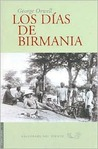 Los Dias de Birmania (Spanish Edition)