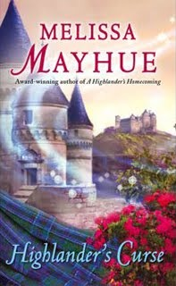 Highlander's Curse (Daughters of the Glen #8) by Melissa Mayhue