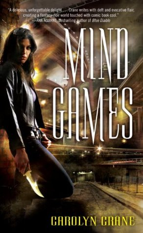 Mind Games (The Disillusionists Trilogy, #1)