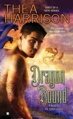 Dragon Bound (Elder Races #1) by Thea Harrison