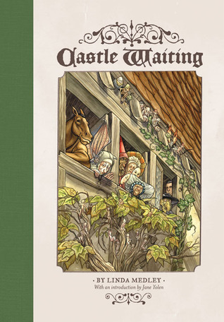 Castle Waiting cover