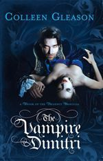 The Vampire Dimitri (Regency Draculia #2) by Colleen Gleason