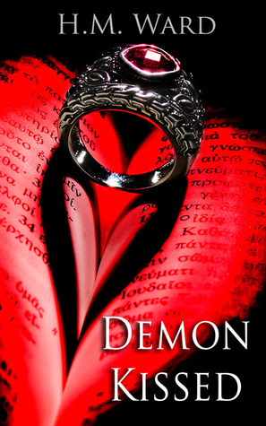 Demon Kissed by H.M. Ward
