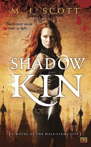 Shadow Kin (The Half-Light City, #1) by M. J. Scott