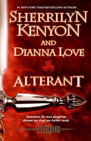 Alterant (Belador, #2) by Sherrilyn Kenyon and Dianna Love