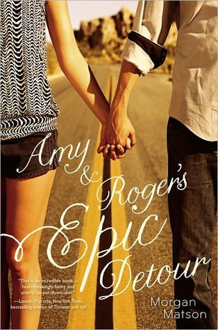 book cover image of Amy & Roger's Epic Detour