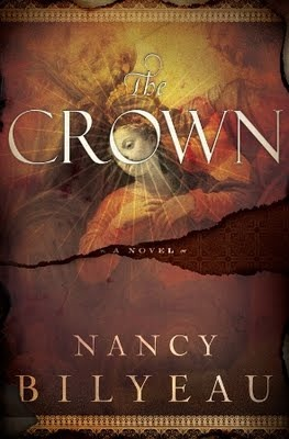 The Crown, by Nancy Bilyeau, image from GoodReads