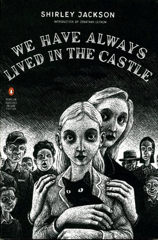 We Have Always lived in the castle shirley jackson cover