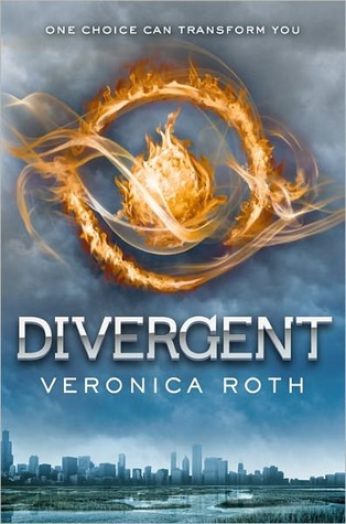 cover art of divergent