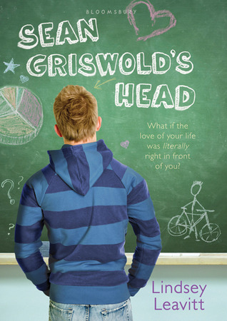 Book cover for Sean Griswold's Head by Lindsey Leavitt