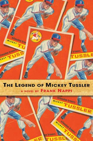 The Legend of Mickey Tussler cover