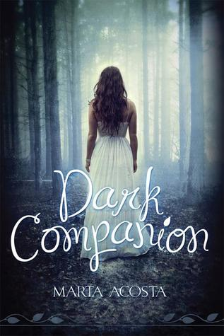 Book cover for Dark Companion by Marta Acosta
