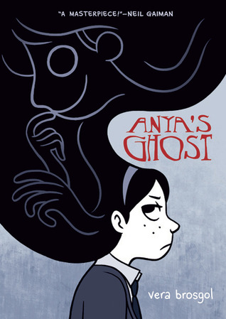 Cover of Anya's Ghost