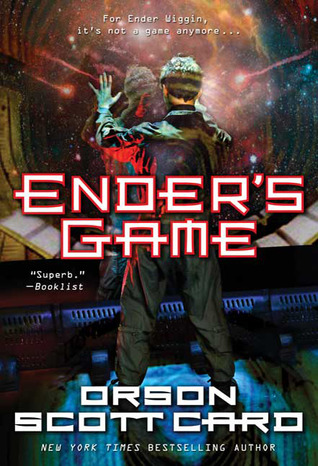 """Ender's Game"" by Orson Scott Card"