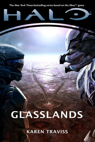 Halo: Glasslands by Karen Traviss