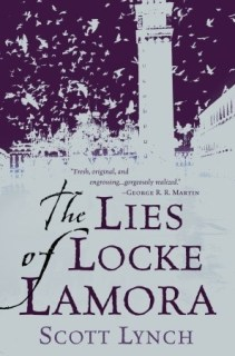 My review of The Lies of Locke Lamora (The Gentleman Bastard Sequence #1) by Scott Lynch. Via Diamonds in the Library.