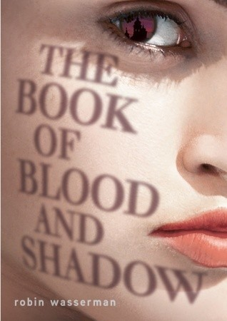 Book cover for The Book of Blood and Shadow by Robin Wasserman