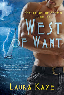 West of Want (Hearts of the Anemoi, #2)