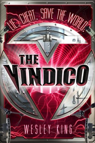Book cover for The Vindico by Wesley King