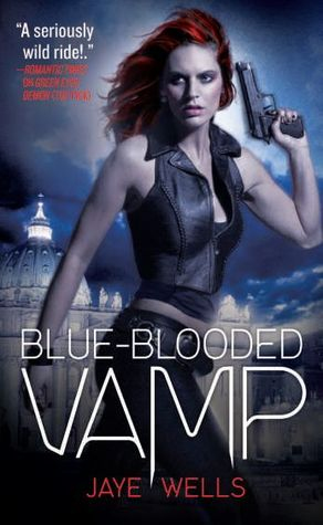 Blue-Blooded Vamp