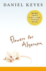 Image result for flowers for algernon book cover