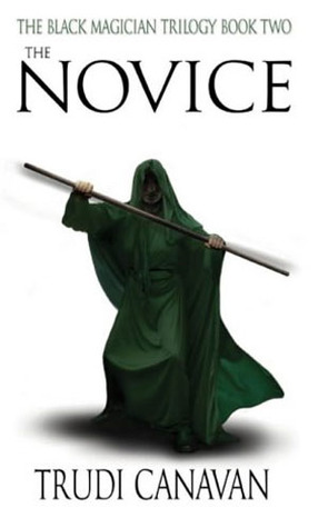 """The Novice"" by Trudi Canavan"