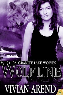 Wolf Line (Granite Lake Wolves, #5)