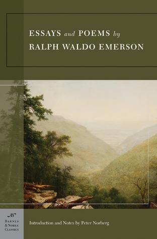 What does emerson nature essay mean