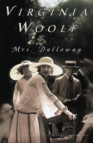 cover image of Mrs. Dalloway by Virginia Woolf