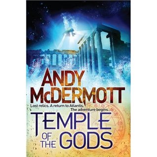 Temple Of The Gods (Nina Wilde & Eddie Chase, #8)