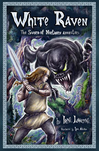 BOOK REVIEW: WHITE RAVEN: THE SWORD OF NORTHERN ANCESTORS