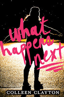 what happens next cover
