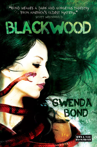 Book cover for Blackwood by Gwenda Bond
