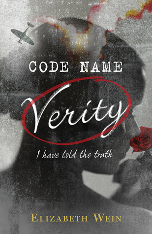 Code Name Verity Image from Goodreads