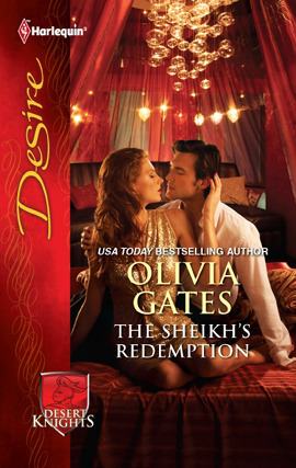 The Sheikh's Redemption by Olivia Gates