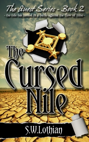 The Cursed Nile (The Quest Series - Book 2)