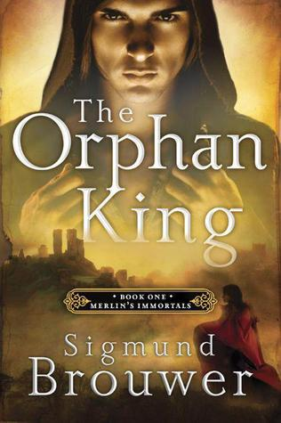 The Orphan King cover art