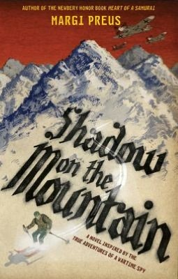 shadow on the mountain cover