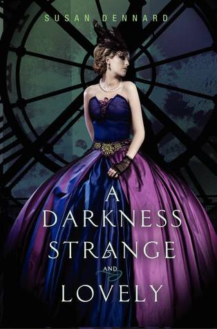 A Darkness Strange and Lovely (Something Strange and Deadly, #2)
