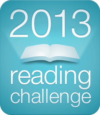 Goodreads urges book lovers to set a reading goal for 2013.