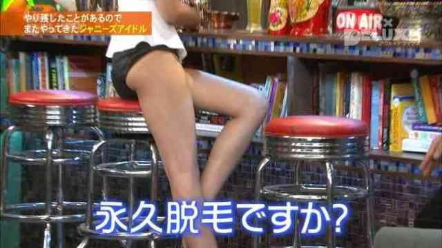 あべみほ激エロフェロモン「アウト×デラックス」元カウンターガールの悩殺美尻&超絶美脚!5
