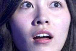 【検証】松井珠理奈さんドヤ顔なのに鼻くそ見えてたw画像の明度を上げてみた結果w