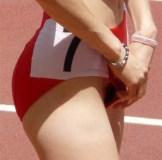 【女子アスリート】いろんなスポーツの筋肉質でプリップリなお尻がエロい!