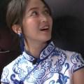 福田典子アナ『モヤさま』チャイナドレスのスリットから覗くムチ脚がイヤラシイ件