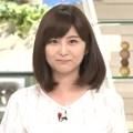 【GIF有】宇賀なつみアナ 白パンでパンティライン透け!ムチムチお尻&おっぱいのお宝画像