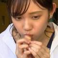 田中瞳アナ初々しい『モヤさま』登場回での食事シーンでロリ&エロスの片鱗を見せるw