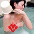 女優・三吉彩花 全裸バスタオルでサウナ入浴w水風呂に苦悶!油断して乳輪チラリのハプニング!