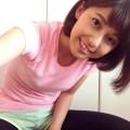 上村彩子アナ[TBS]のおっぱいデカくねwけしからんニット乳!形の良さそうな胸揺れGIF画像